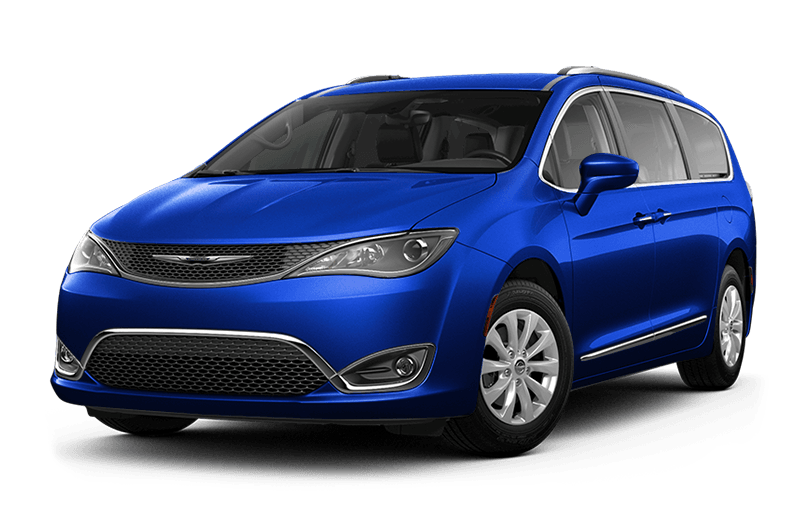 2020 Chrysler Pacifica Touring-L - Ocean Blue Metallic