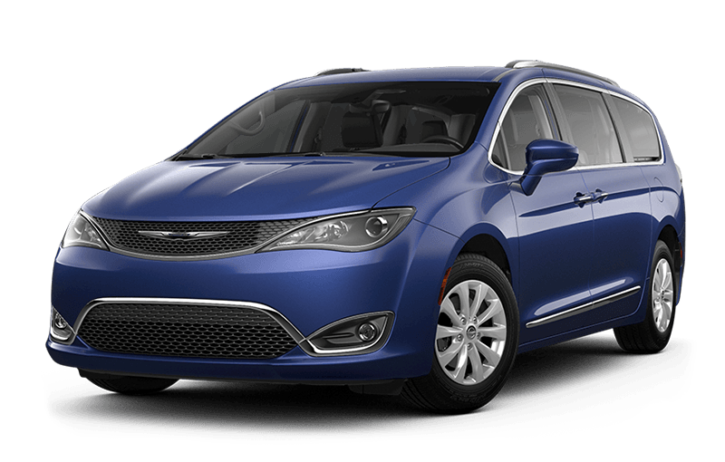 2020 Chrysler Pacifica Touring-L - Jazz Blue Pearl
