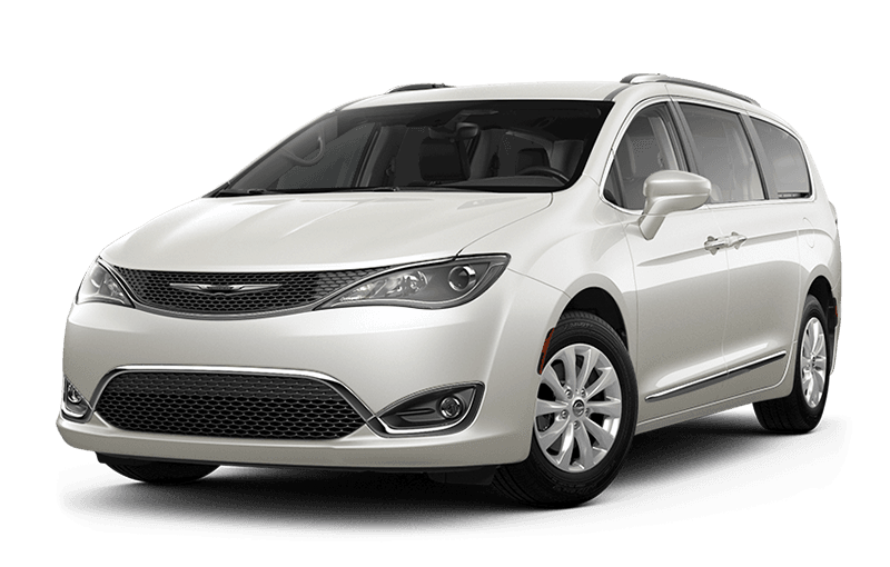 2020 Chrysler Pacifica Touring-L - Luxury White Pearl