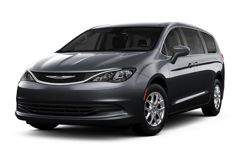2020 Chrysler Pacifica LX - Maximum Steel Metallic