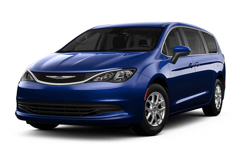 2020 Chrysler Pacifica LX - Ocean Blue Metallic