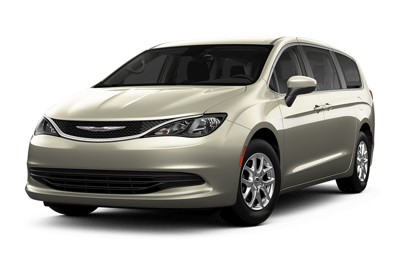 2020 Chrysler Pacifica LX - Luxury White Pearl