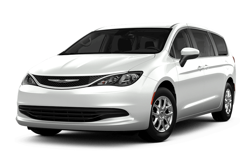 2020 Chrysler Pacifica LX - Bright White