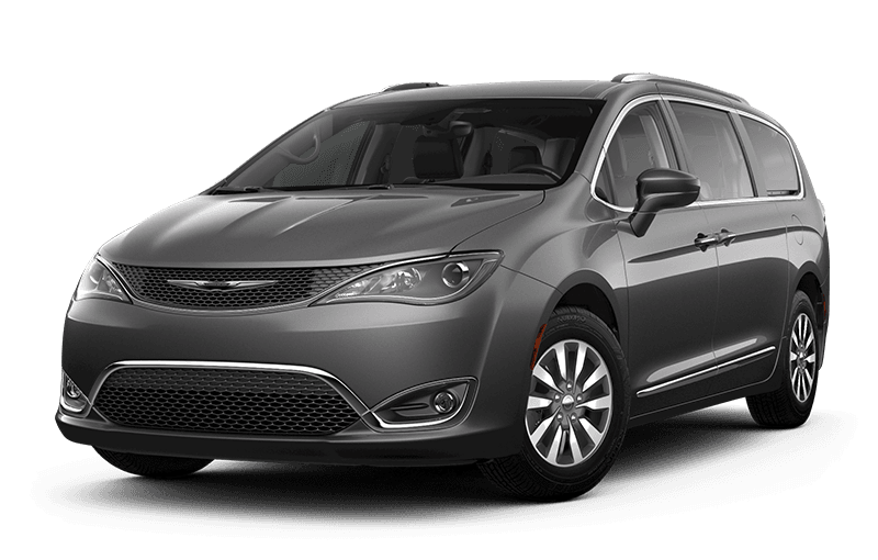 2020 Chrysler Pacifica Touring-L Plus - Granite Crystal Metallic