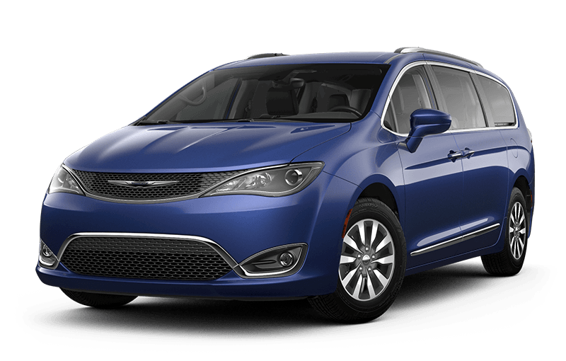 2020 Chrysler Pacifica Touring-L Plus - Jazz Blue Pearl