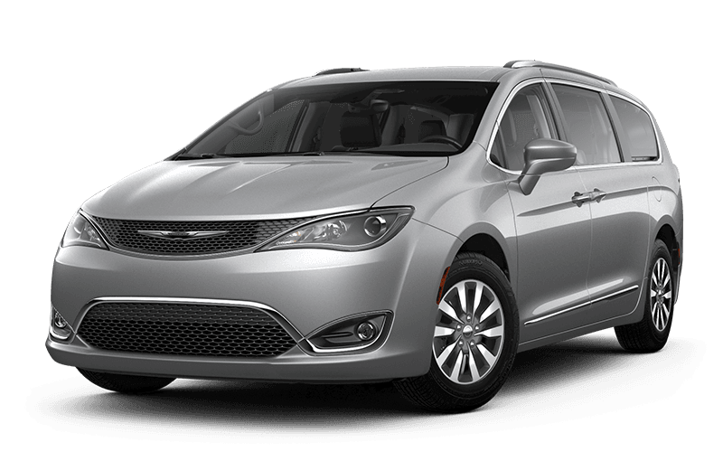 2020 Chrysler Pacifica Touring-L Plus - Billet Metallic