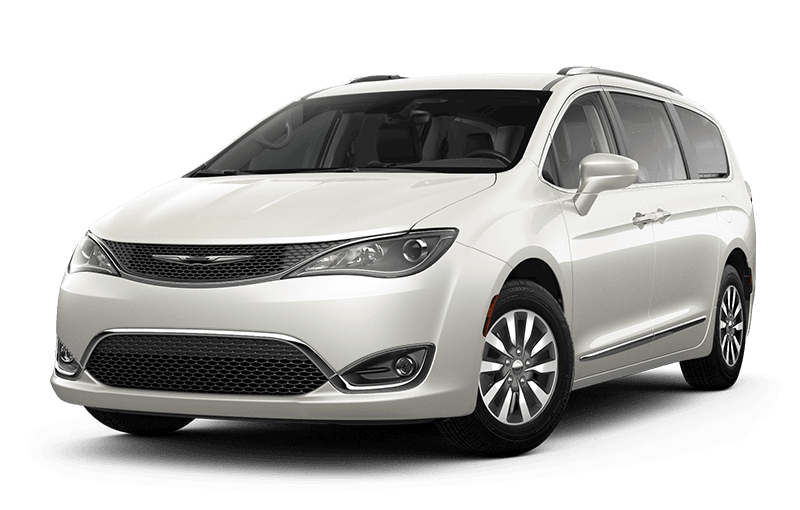 2020 Chrysler Pacifica Touring-L Plus - Luxury White Pearl