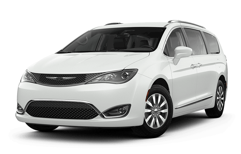 2020 Chrysler Pacifica Touring-L Plus - Bright White