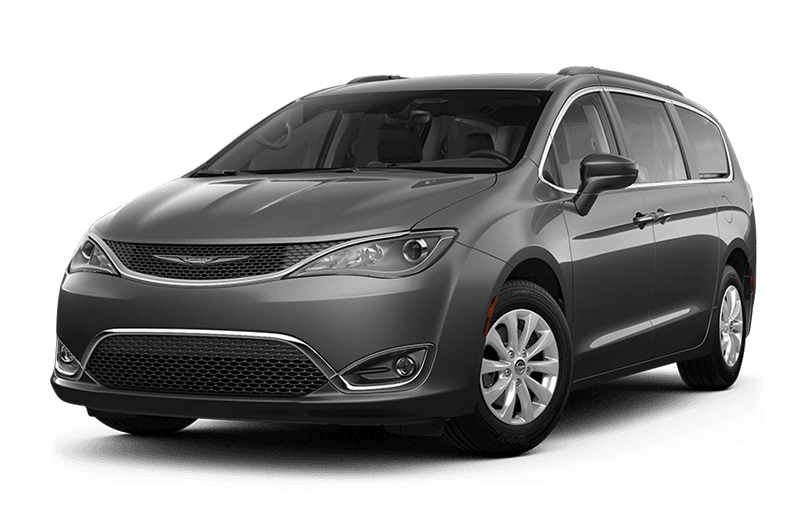 2020 Chrysler Pacifica Touring - Granite Crystal Metallic