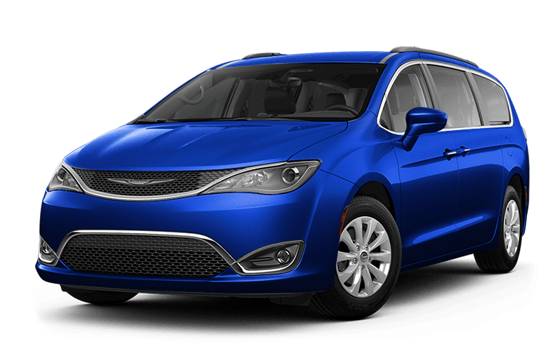 2020 Chrysler Pacifica Touring - Ocean Blue Metallic