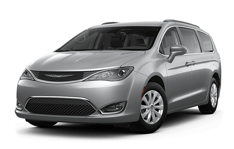 2020 Chrysler Pacifica Touring - Billet Metallic