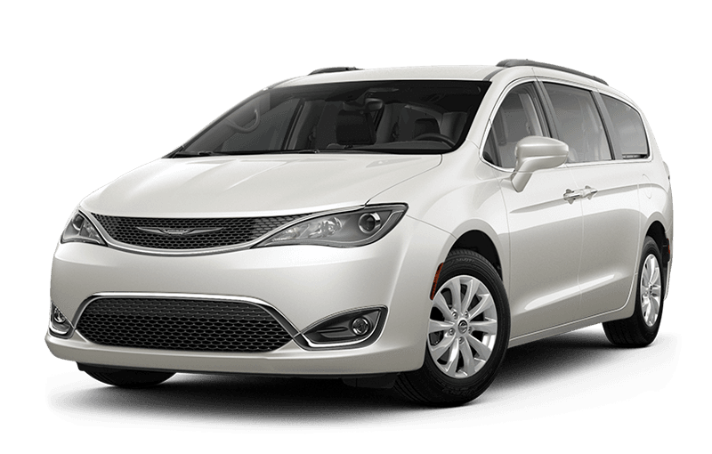 2020 Chrysler Pacifica Touring - Luxury White Pearl