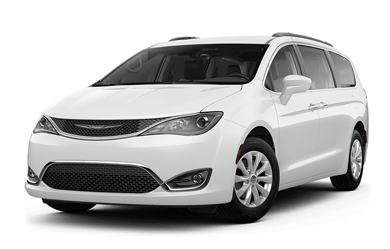 2020 Chrysler Pacifica Touring - Bright White