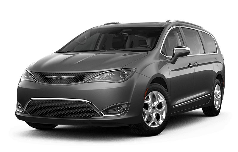 2020 Chrysler Pacifica Limited - Granite Crystal Metallic