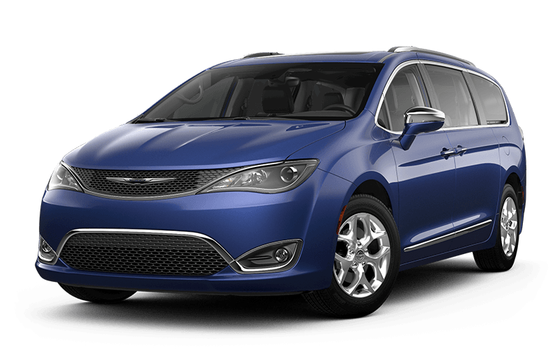 2020 Chrysler Pacifica Limited - Jazz Blue Pearl