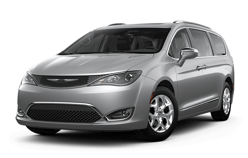 2020 Chrysler Pacifica Limited - Billet Metallic