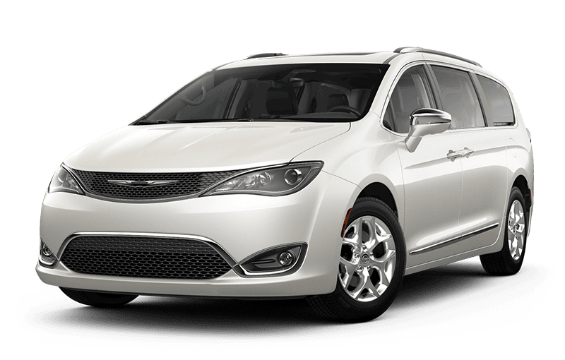 2020 Chrysler Pacifica Limited - Luxury White Pearl
