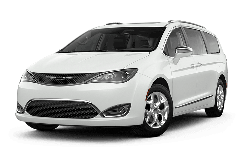 2020 Chrysler Pacifica Limited - Bright White
