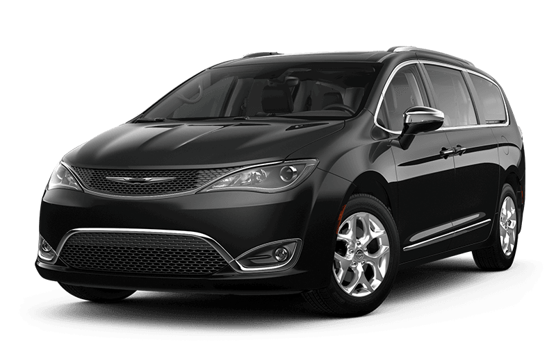 2020 Chrysler Pacifica Limited - Brilliant Black Crystal Pearl