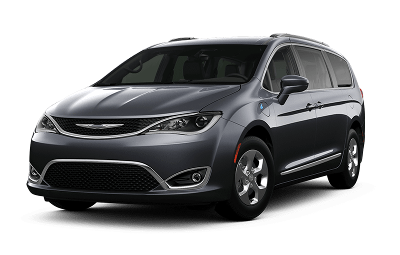 2020 Chrysler Pacifica Hybrid Touring-L - Maximum Steel Metallic