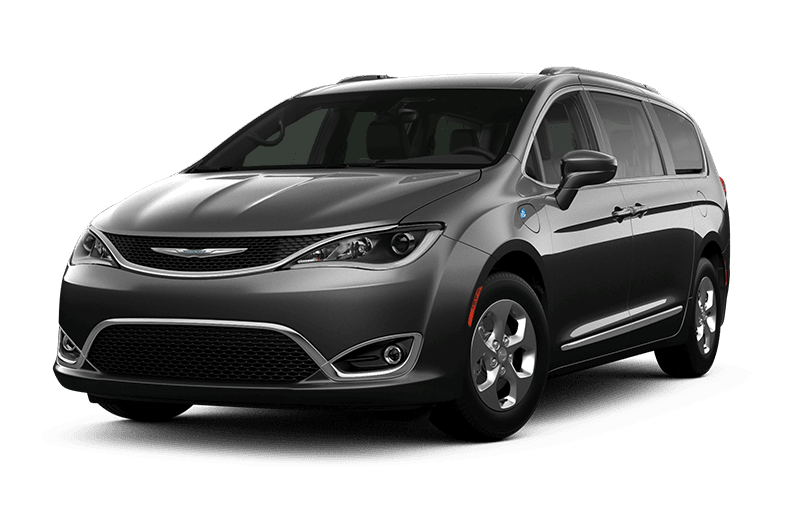 2020 Chrysler Pacifica Hybrid Touring-L - Granite Crystal Metallic