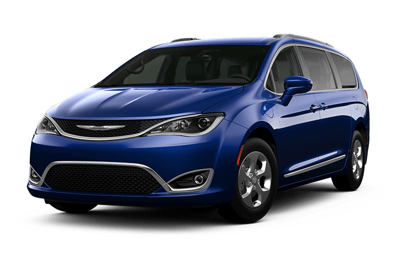 2020 Chrysler Pacifica Hybrid Touring-L - Ocean Blue Metallic