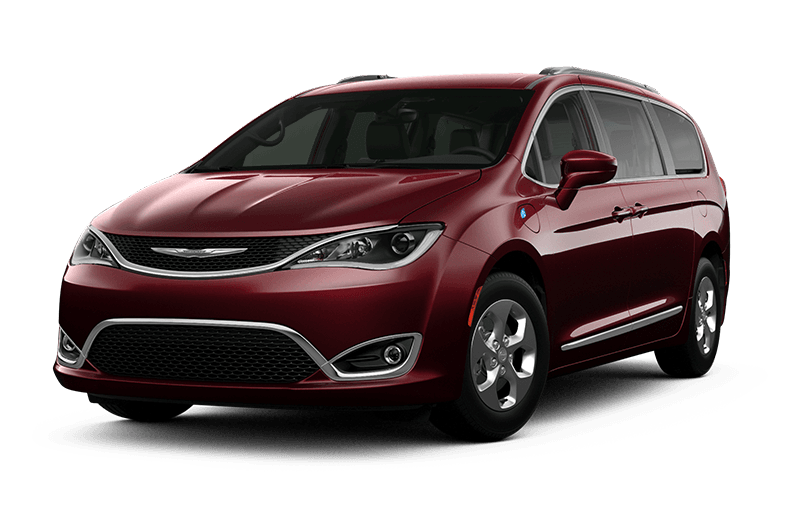 2020 Chrysler Pacifica Hybrid Touring-L - Velvet Red Pearl