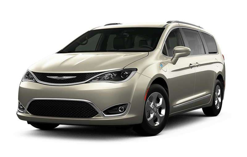 2020 Chrysler Pacifica Hybrid Touring-L - Luxury White