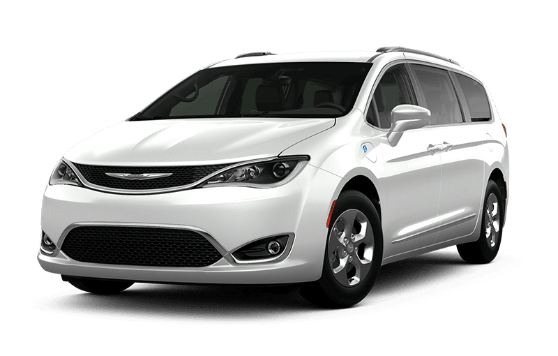 2020 Chrysler Pacifica Hybrid Touring-L - Bright White