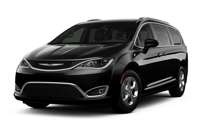 2020 Chrysler Pacifica Hybrid Touring-L - Brilliant Black Crystal Pearl