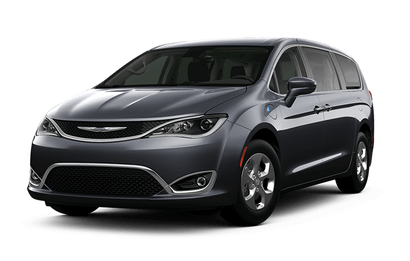2020 Chrysler Pacifica Hybrid Touring - Maximum Steel Metallic