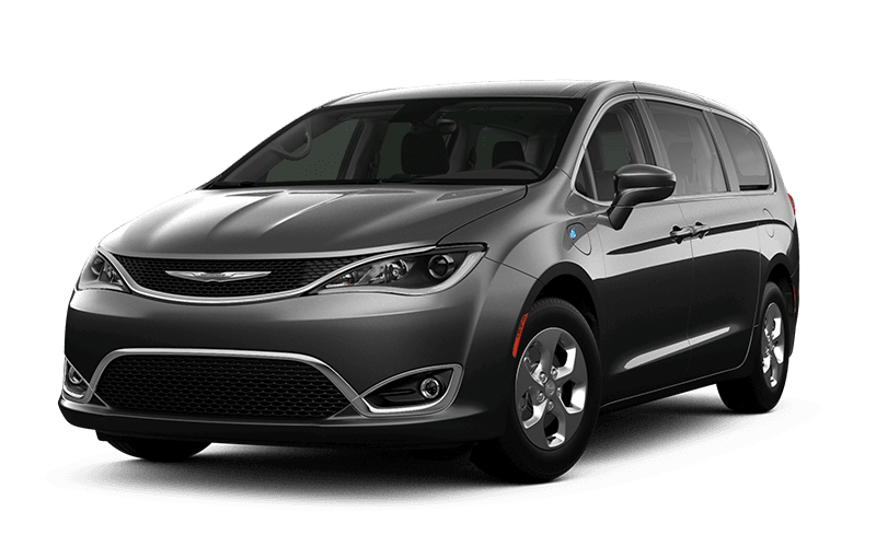 2020 Chrysler Pacifica Hybrid Touring - Granite Crystal Metallic