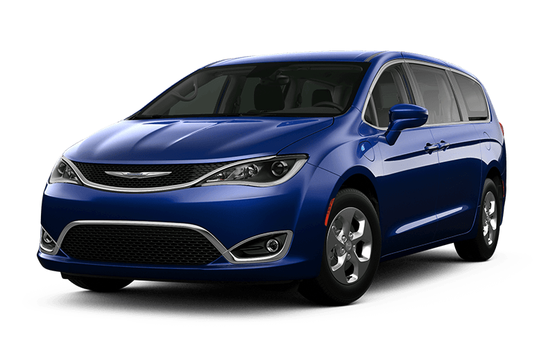 2020 Chrysler Pacifica Hybrid Touring - Ocean Blue Metallic