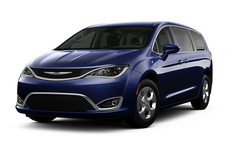 2020 Chrysler Pacifica Hybrid Touring - Jazz Blue Pearl