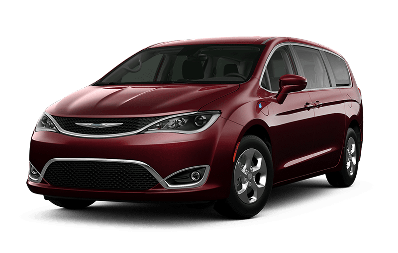2020 Chrysler Pacifica Hybrid Touring - Velvet Red Pearl
