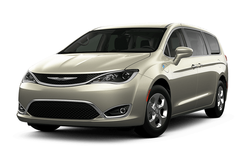 2020 Chrysler Pacifica Hybrid Touring - Luxury White