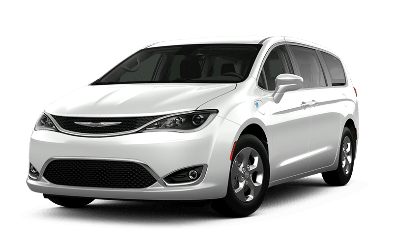 2020 Chrysler Pacifica Hybrid Touring - Bright White