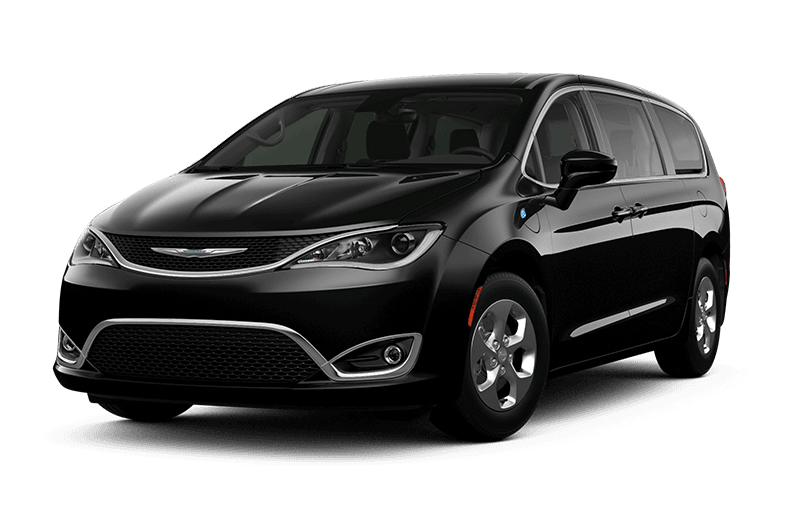 2020 Chrysler Pacifica Hybrid Touring - Brilliant Black Crystal Pearl