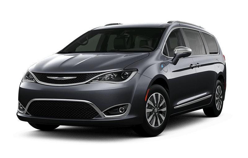 2020 Chrysler Pacifica Hybrid Limited - Maximum Steel Metallic