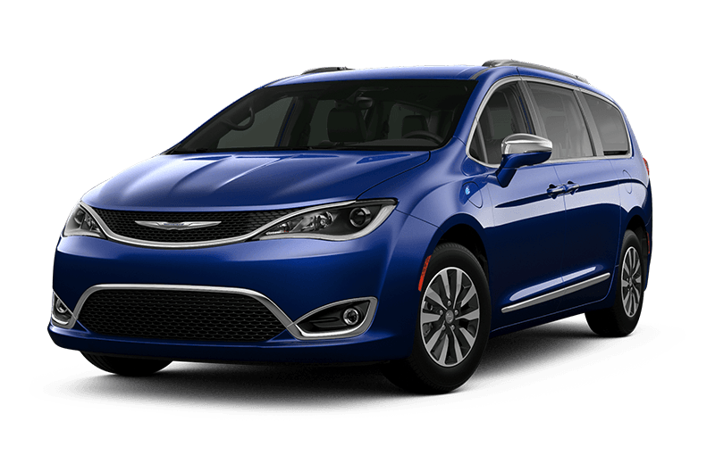 2020 Chrysler Pacifica Hybrid Limited - Ocean Blue Metallic