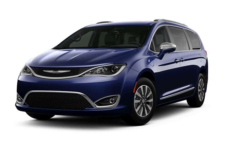 2020 Chrysler Pacifica Hybrid Limited - Jazz Blue Pearl