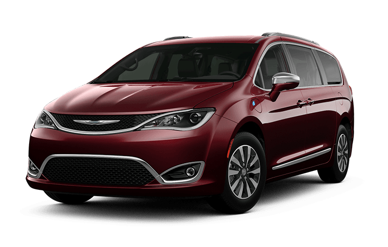 2020 Chrysler Pacifica Hybrid Limited - Velvet Red Pearl