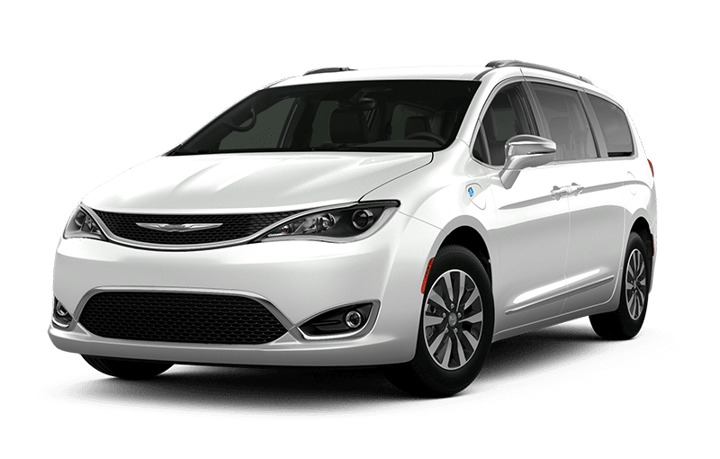 2020 Chrysler Pacifica Hybrid Limited - Bright White
