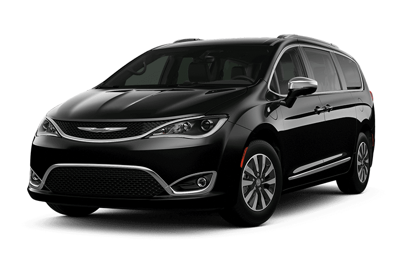 2020 Chrysler Pacifica Hybrid Limited - Brilliant Black Crystal Pearl