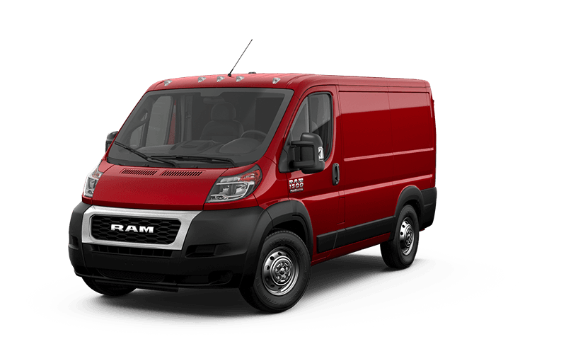 2020 Ram ProMaster® 1500 - Flame Red