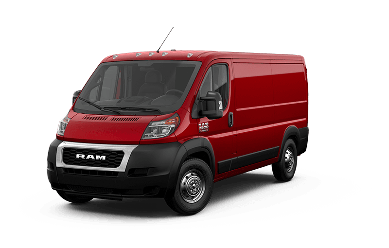 2020 Ram ProMaster® 2500 - Flame Red