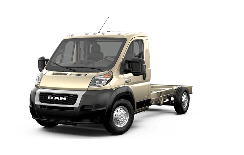 2020 Ram ProMaster® 3500 Chassis Cab - Sandstone Pearl