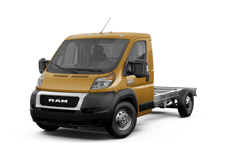 2020 Ram ProMaster® 3500 Chassis Cab - School Bus Yellow