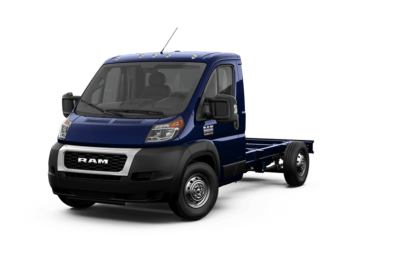 2020 Ram ProMaster® 3500 Chassis Cab - Patriot Blue