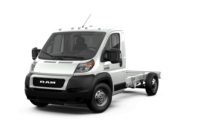 2020 Ram ProMaster® 3500 Chassis Cab - Bright White